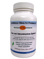 Effective Natural Pain and Inflammation Relief