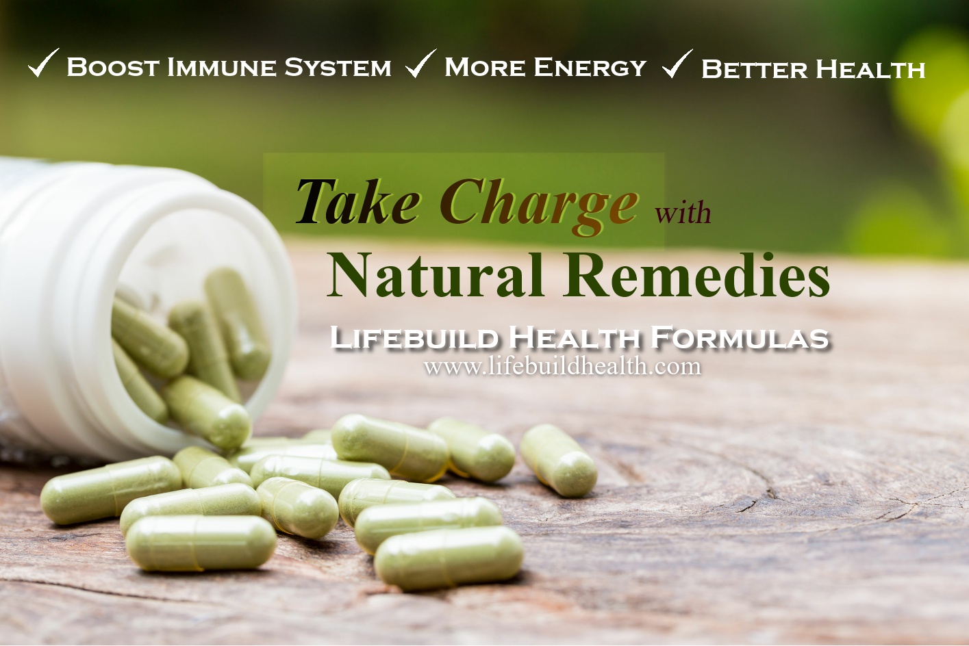 LifeBuild Health Natural Remedies
